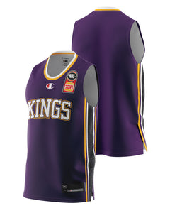 Sydney Kings 20/21 Authentic Home Jersey