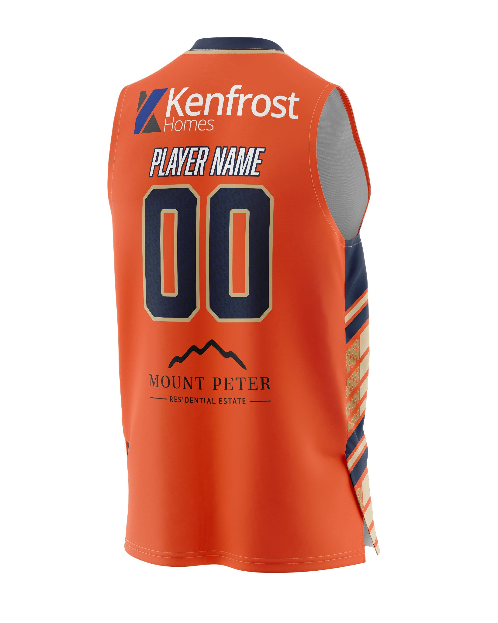 Cairns Taipans 20/21 Authentic Home Jersey - Other Players