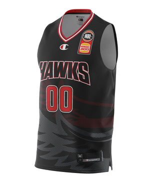 Illawarra Hawks 20/21 Authentic Home Jersey - Personalised