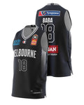 Melbourne United 20/21 Authentic Home Jersey - Yudai Baba