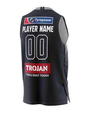 Melbourne United 20/21 Authentic Home Jersey - Other Players