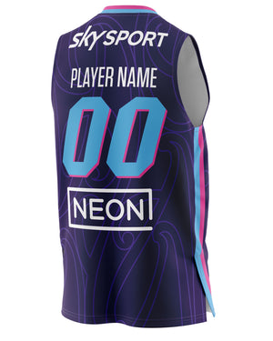 New Zealand Breakers 20/21 Authentic Home Jersey - Other Players