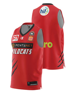 Perth Wildcats 20/21 Authentic Home Jersey