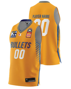 Brisbane Bullets 20/21 Authentic Away Jersey - Other Players