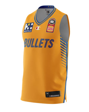 Brisbane Bullets 20/21 Authentic Away Jersey