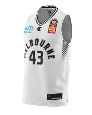 Melbourne United 20/21 Authentic Away Jersey - Chris Goulding