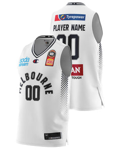 Melbourne United 20/21 Authentic Away Jersey - Other Players