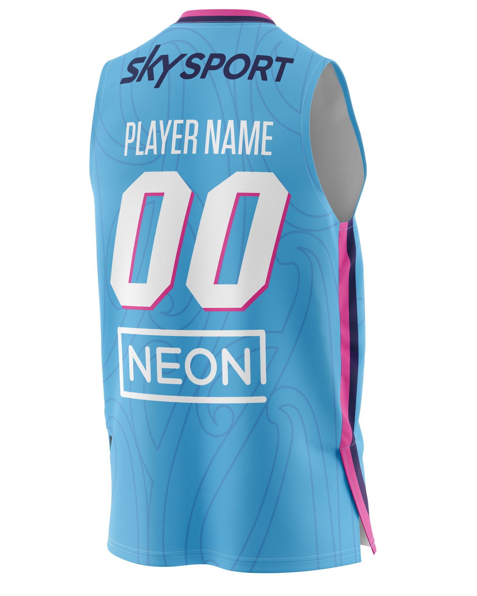 New Zealand Breakers 20/21 Authentic Away Jersey - Other Players