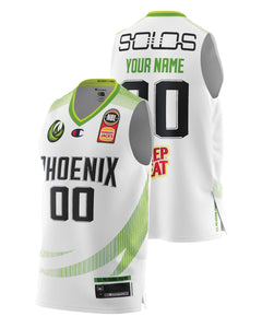 S.E. Melbourne Phoenix 20/21 Authentic Away Jersey - Personalised
