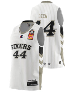 Adelaide 36ers 20/21 Authentic Away Jersey - Sunday Dech