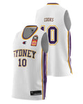 Sydney Kings 20/21 Authentic Away Jersey - Xavier Cooks