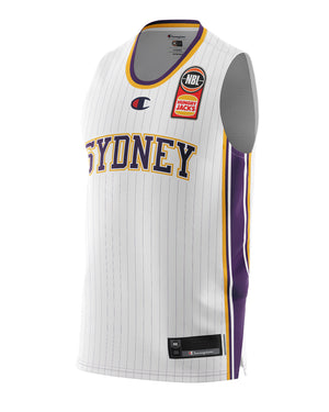 Sydney Kings 20/21 Authentic Away Jersey