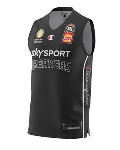 New Zealand Breakers 20/21 Authentic Heritage Jersey