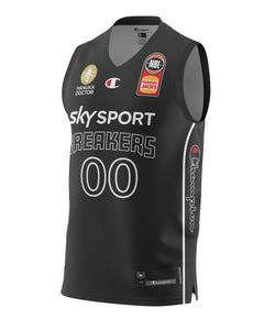 New Zealand Breakers 20/21 Authentic Heritage Jersey - Personalised