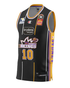 Sydney Kings 20/21 Authentic Heritage Jersey - Xavier Cooks