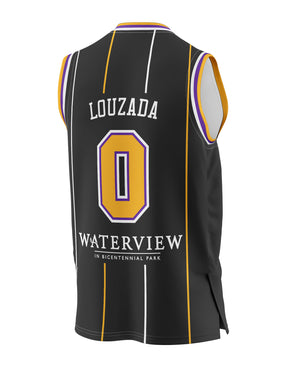 Sydney Kings 20/21 Authentic Heritage Jersey - Didi Louzada
