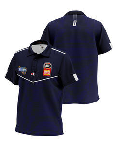Brisbane Bullets 20/21 Mens Sublimated Polo