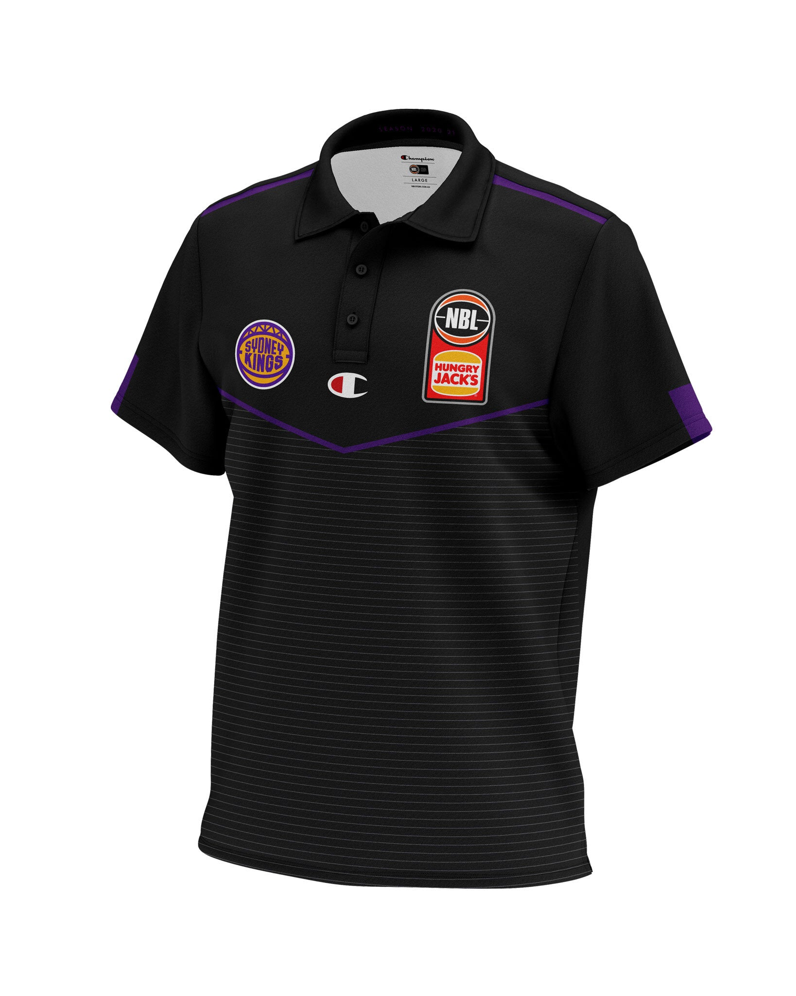 Sydney Kings 20/21 Mens Sublimated Polo