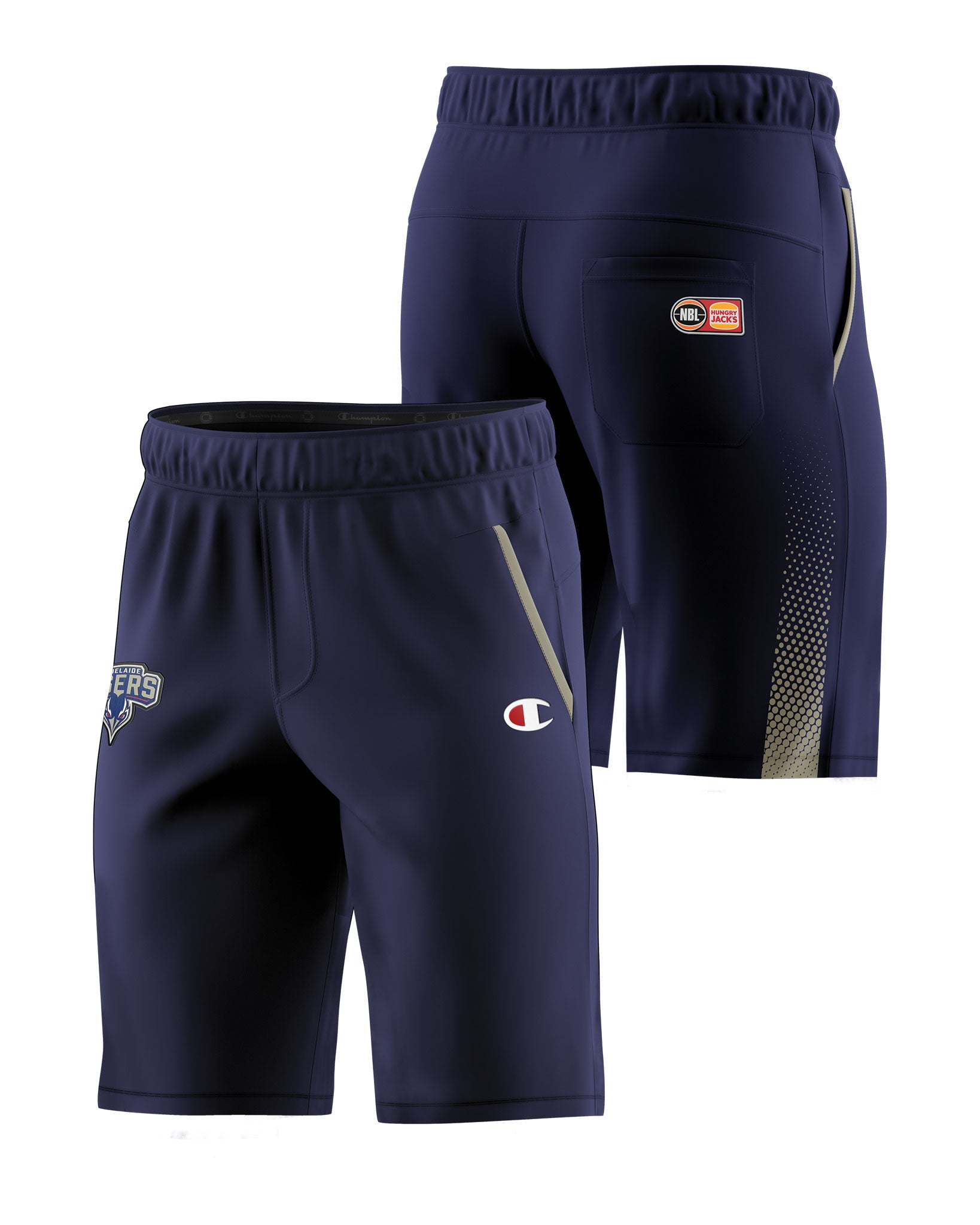 Adelaide 36ers 20/21 Performance Shorts