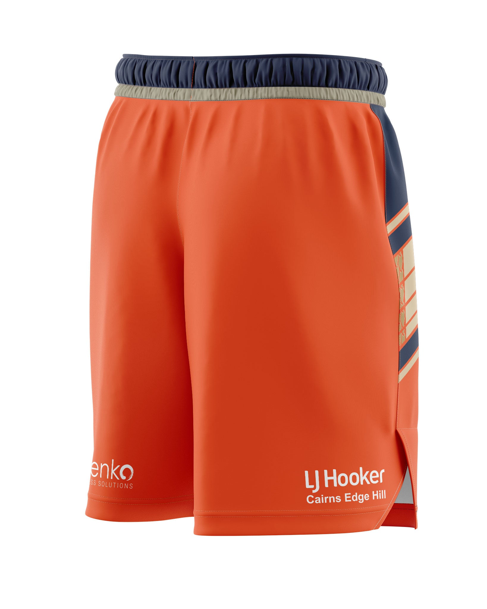 Cairns Taipans 20/21 Authentic Home Shorts