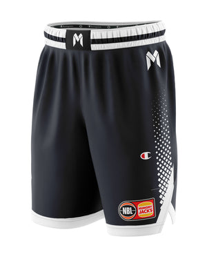 Melbourne United 20/21 Authentic Home Shorts
