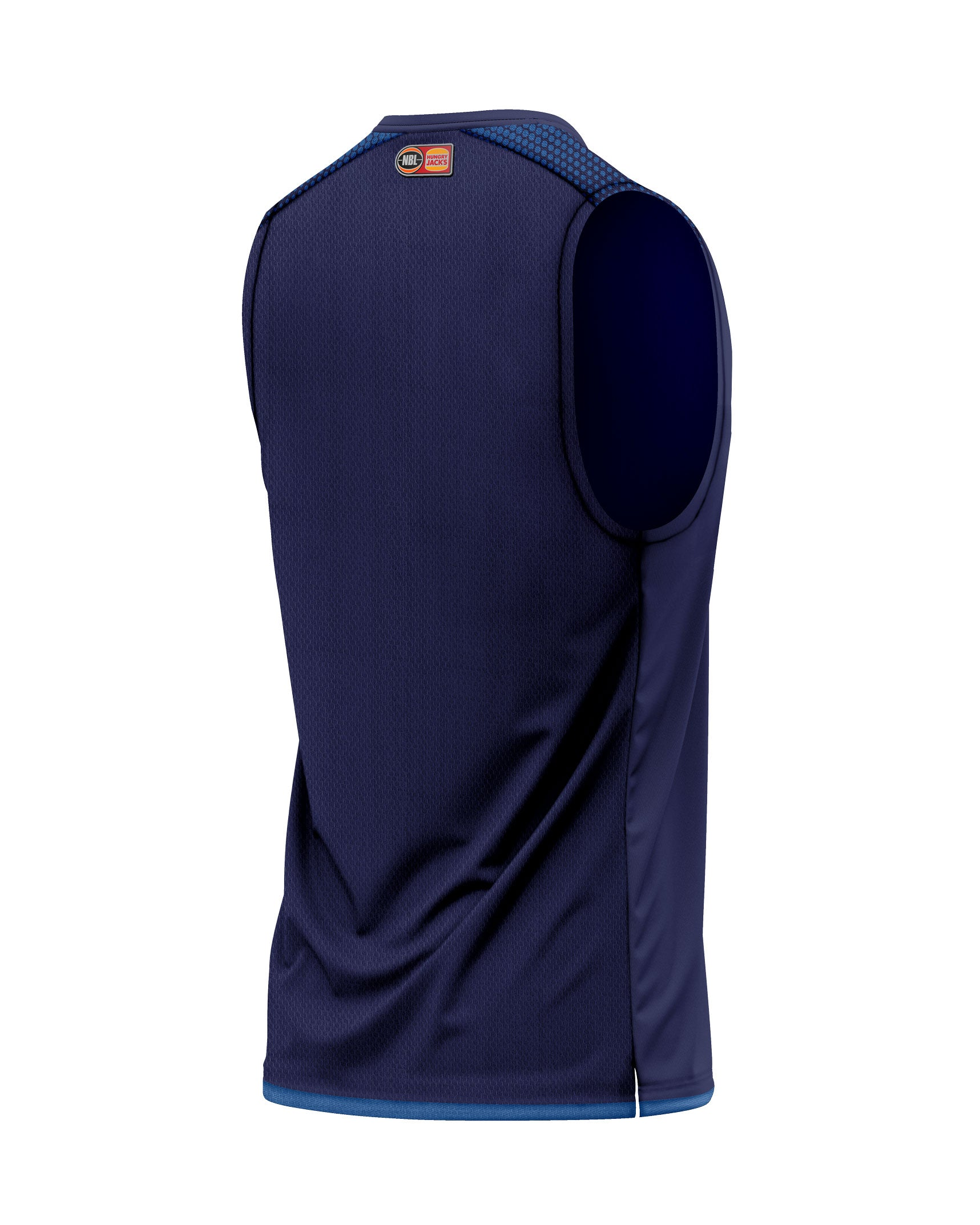 Brisbane Bullets 20/21 Performance Tank