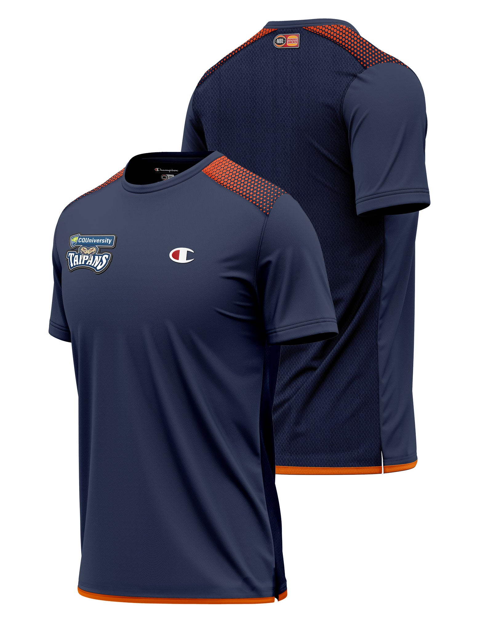 Cairns Taipans 20/21 Performance T-Shirt