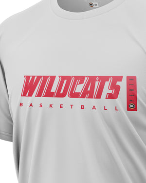 Perth Wildcats 20/21 Wordmark Lifestyle Tee