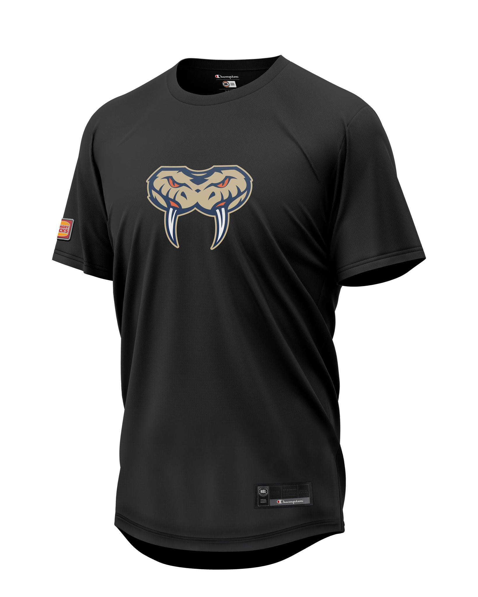 Cairns Taipans 20/21 Icon Lifestyle Tee