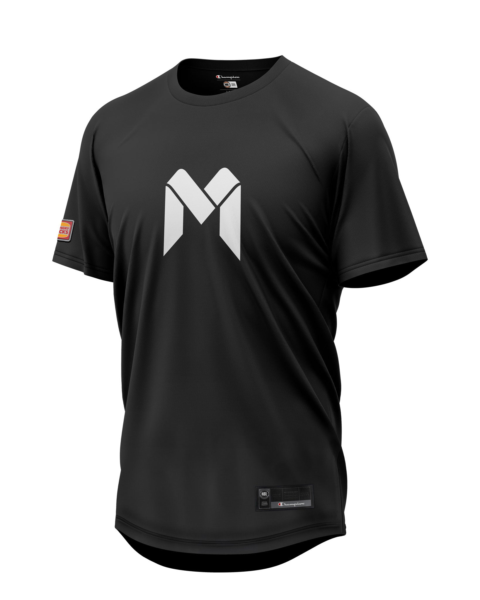 Melbourne United 20/21 Icon Lifestyle Tee