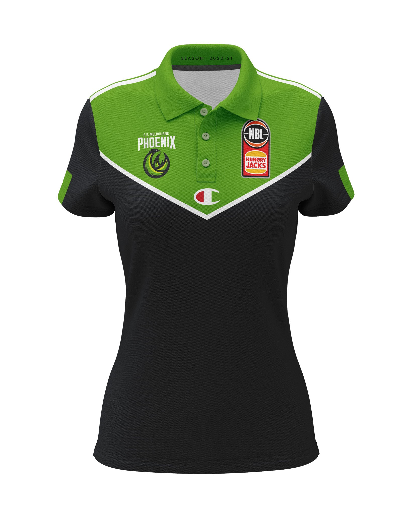 S.E. Melbourne Phoenix 20/21 Womens Sublimated Polo
