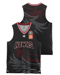 Illawarra Hawks 20/21 Youth Authentic Home Jersey