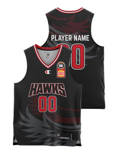 Illawarra Hawks 20/21 Youth Authentic Home Jersey - Other Players