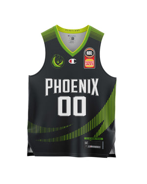 S.E. Melbourne Phoenix 20/21 Youth Authentic Home Jersey - Personalised