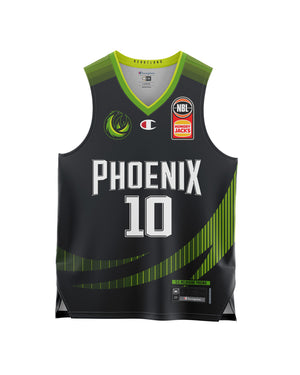 S.E. Melbourne Phoenix 20/21 Youth Authentic Home Jersey - Yannick Wetzell