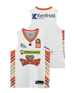 Cairns Taipans 20/21 Youth Authentic Away Jersey