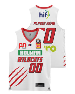 Perth Wildcats 20/21 Youth Authentic Away Jersey - Other Players