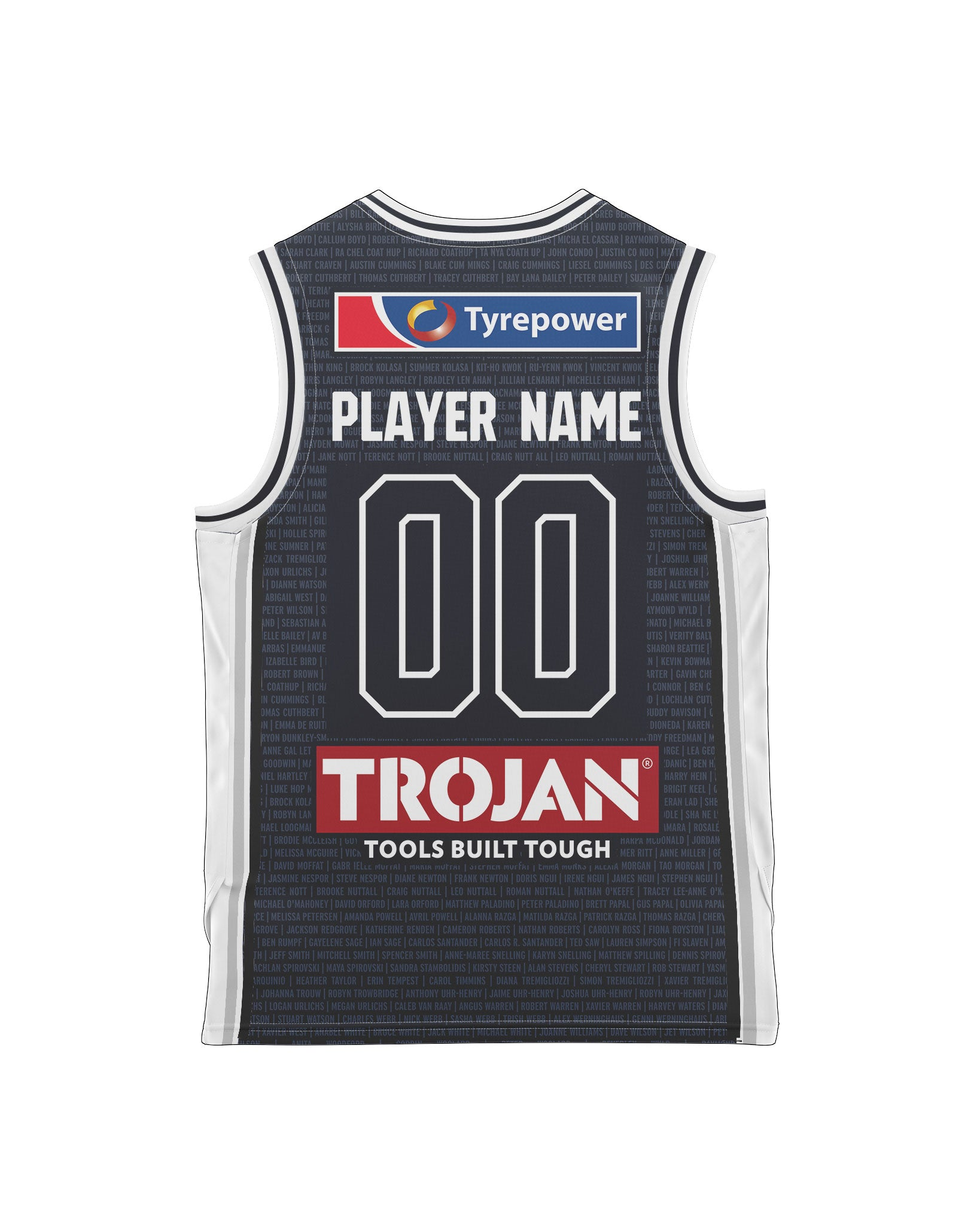 Melbourne United 20/21 Youth Authentic Heritage Jersey - Other Players