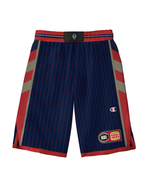 Adelaide 36ers 20/21 Youth Authentic Home Shorts