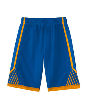 Brisbane Bullets 20/21 Youth Authentic Home Shorts