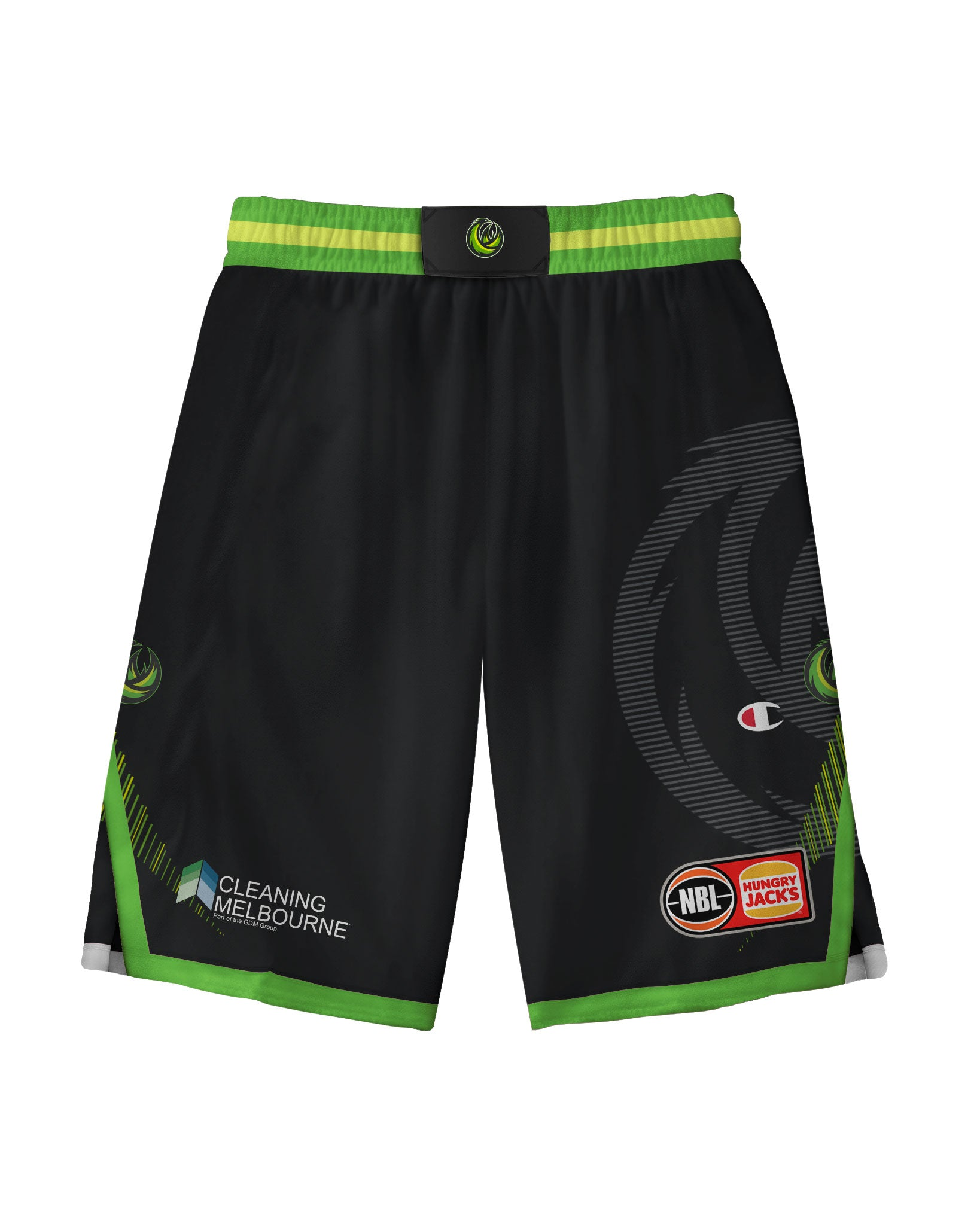 S.E. Melbourne Phoenix 20/21 Youth Authentic Home Shorts