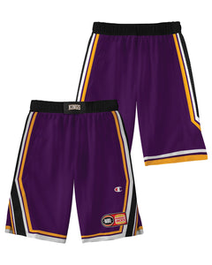 Sydney Kings 20/21 Youth Authentic Home Shorts