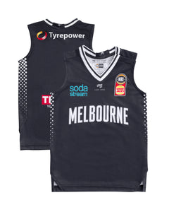 Melbourne United 19/20 Infant Authentic Home Jersey
