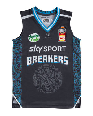 New Zealand Breakers 19/20 Infant Authentic Home Jersey