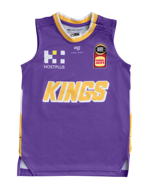 Sydney Kings 19/20 Infant Authentic Home Jersey