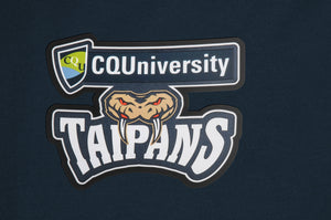 cairns-taipans-performance-zip-hoodie - Detail Image 1