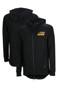 sydney-kings-performance-zip-hoodie - Front and Back Image