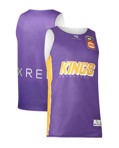 Sydney Kings 19/20 Official NBL Reversible Training Jersey