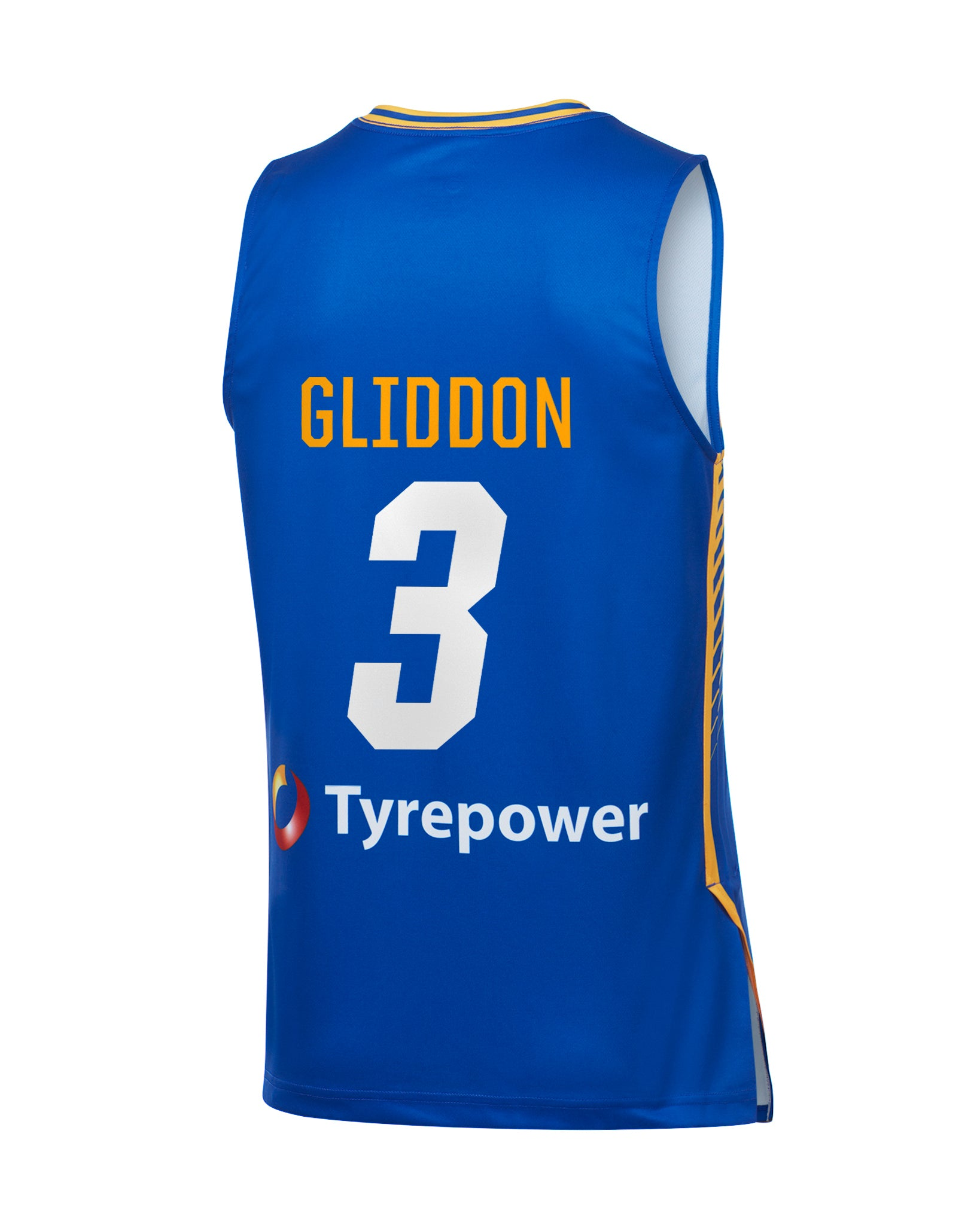 brisbane-bullets-19-20-authentic-home-jersey-cam-gliddon - Back Image