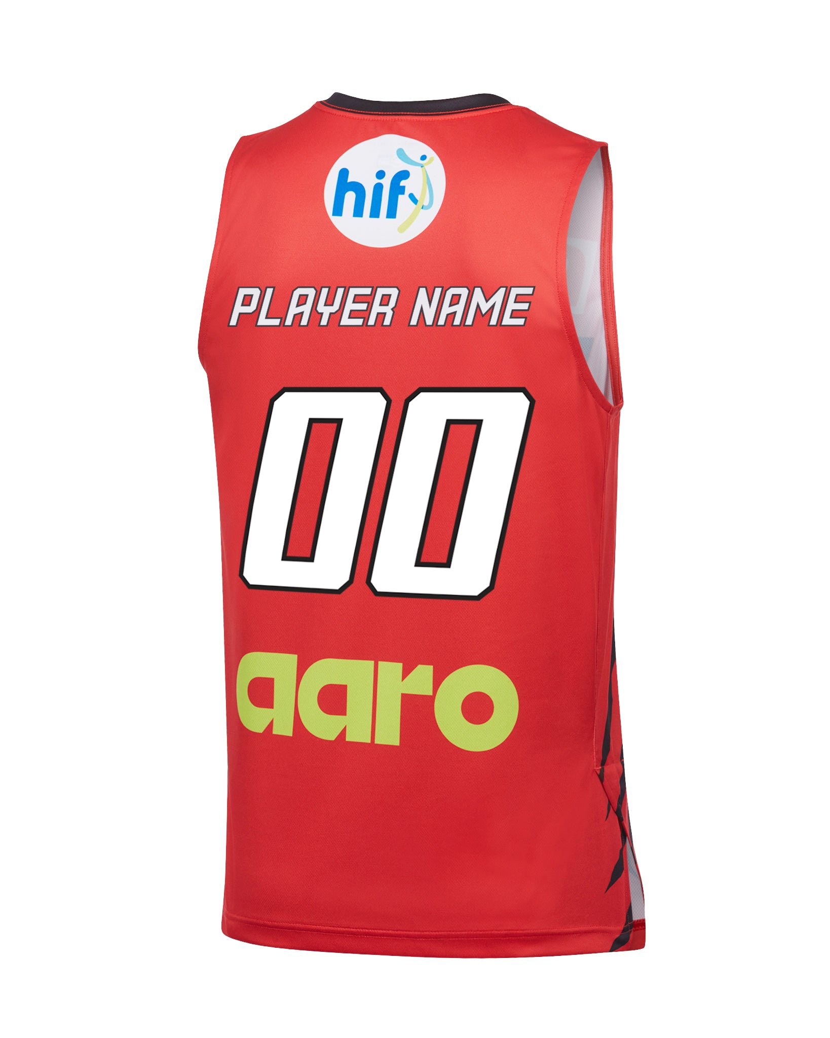 Perth Wildcats 19/20 Authentic Home Jersey - Other Players